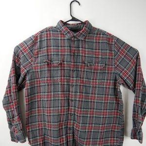 Men's  Woolrich Flannel Print